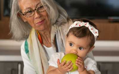 GrandNanny believes the future of childcare is intergenerational